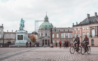 Parkeringsbøde pris i København (2021)